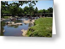 Reedy River Greeting Card