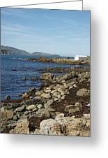 Reef Bay Boathouse Greeting Card