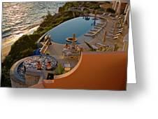 Reef Hotel Greeting Card