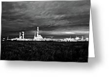 Refinery Greeting Card