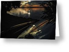 Reflected Beauty  Greeting Card