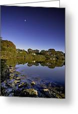 Reflected Tranquility Greeting Card
