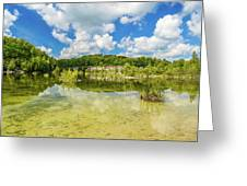 Reflecting Tranquility Greeting Card