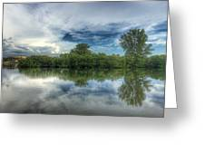 Reflection Bay Greeting Card