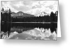 Reflection Lake Greeting Card