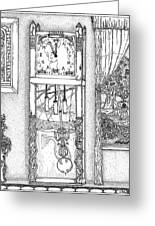 Reflection Of Time Greeting Card by Glenn McCarthy Art and Photography