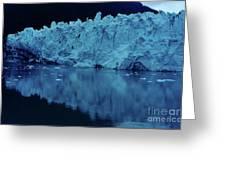 Reflections - Glacier Greeting Card