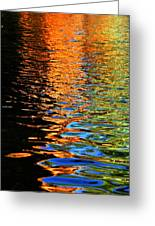 Reflections Of Eden Greeting Card