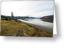 Reflections Of Mosier Greeting Card