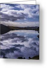 Reflections On Harris Greeting Card
