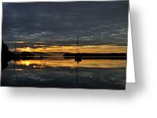 Reflextions Greeting Card
