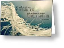 Refuge Greeting Card