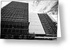 Refurbishment Of Lloyd House West Midlands Police Headquarters Office Development In New Financial A Greeting Card
