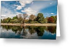 Regents Park Greeting Card