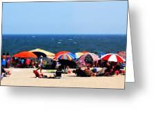Rehobath Beach Greeting Card