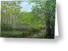 Reinsteinwoods Park Greeting Card