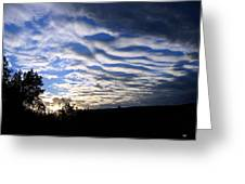 Remarkable Sky Greeting Card