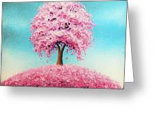 Remember The Bloom Greeting Card