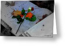Rememberance Greeting Card