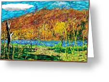 Remembering Autumn Greeting Card