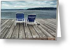 Remembering Summer. Greeting Card