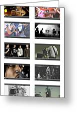 Remix - Videos  Page Greeting Card