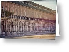 Renaissance Arches Aranjuez Spain Greeting Card