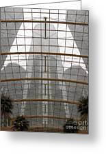Rencen From Within Greeting Card
