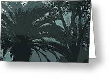 Rendezvous In The Fog Greeting Card