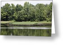 Renditions Golf - 13th Greeting Card