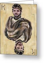 Renly Baratheon Greeting Card