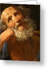 Repentant Peter 1637 Greeting Card