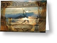 Requiem For A Dream Greeting Card