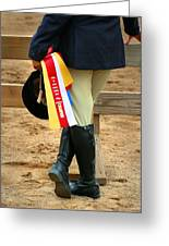 Reserve Champion Greeting Card