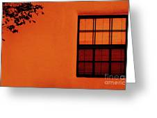 Residential Style Greeting Card