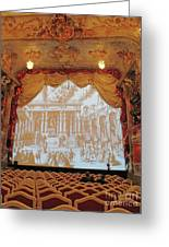 Residenz Theatre 1 Greeting Card