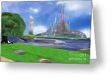 Resting Place / Legacy Greeting Card