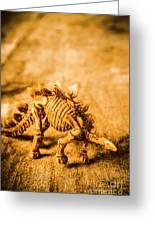 Restoration In Extinction  Greeting Card