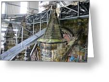 Restoration Rosslyn Chapel Greeting Card