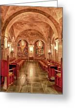 Resurrection Chapel Greeting Card
