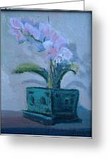 Retirement Orchid...sold Greeting Card