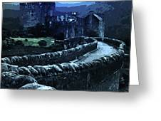 Return To The Dark Tower  Greeting Card