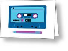 Rewind Greeting Card