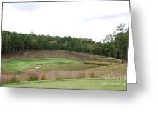 Reynolds Plantation Golf Ga Usa Greeting Card