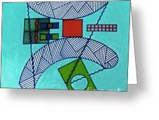 Rfb0555 Greeting Card