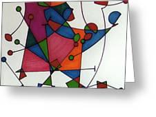 Rfb0578 Greeting Card