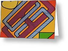 Rfb0604 Greeting Card