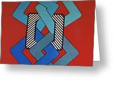 Rfb0621 Greeting Card