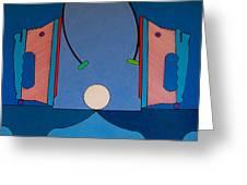 Rfb0902 Greeting Card