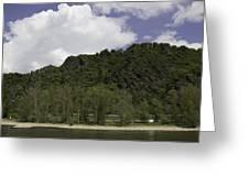 Rhenish Massif 01 Greeting Card